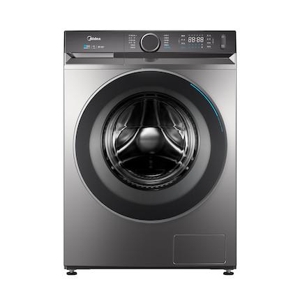 【直驱电机】10KG滚筒洗衣机 纳米银离子除菌  纤维柔洗 智能家电MG100V90WIADY