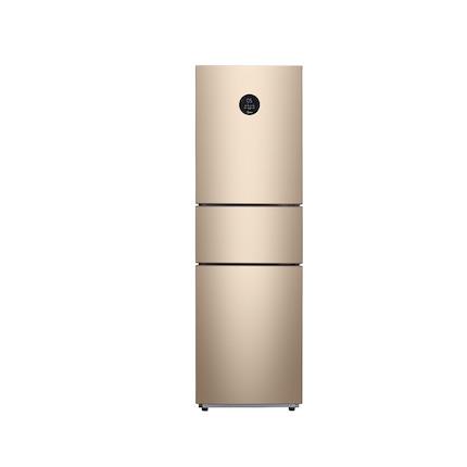 【两天一度电】231L三门冰箱大眼萌无霜节能变频一级能效BCD-231WTPZM(E)