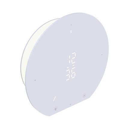 美的暮光902小夜灯 背发光光线柔和 伴睡模式 MTD3.2-M/K-01