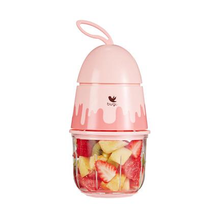 美的 布谷(BUGU) 糖豆辅食机/料理机 BG-BL2(粉色)