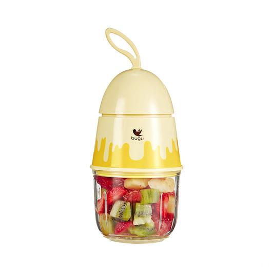 布谷(BUGU) 糖豆辅食机/料理机 BG-BL2(黄色)