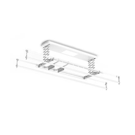 美的智能遥控照明电动晾衣架 极地白 S1-Z/01 裸机(不含衣架)