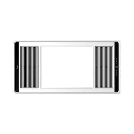 浴霸 超薄箱体 触控开关 强弱2档取暖 带显示 14W照明 钢铁侠G2 MX1920-D22-S