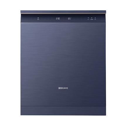 COLMO 14套洗碗机B6 四星消毒 离子净杀菌 三层 热风烘干 CDB412