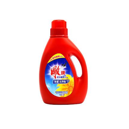 洗衣液 雕牌阳光馨香洗衣液1KG