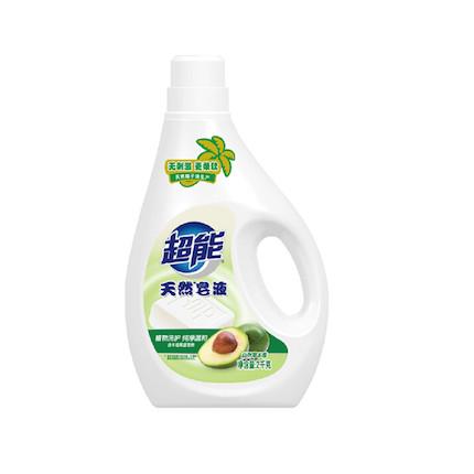 洗衣液 2kg超能天然皂液