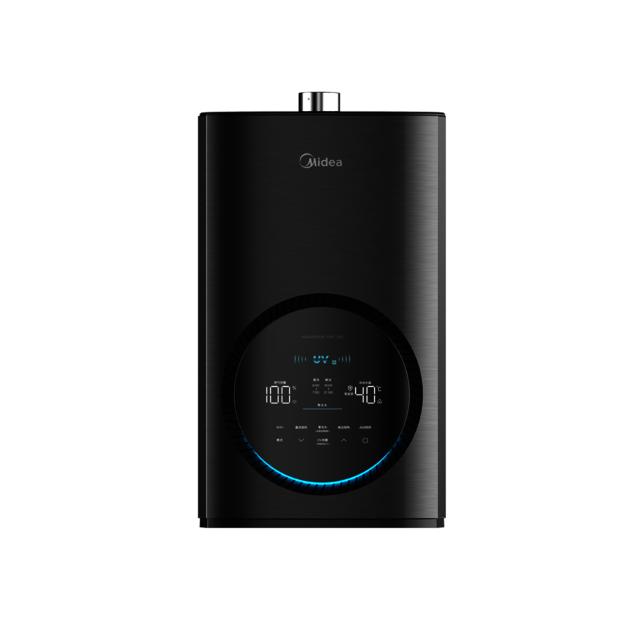 【UV杀菌】燃气热水器 16L 鲜活零冷水 变频恒温 炫光面板 JSQ30-UV8