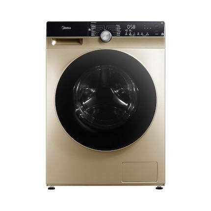 【直驱电机】10KG洗烘一体机 真丝柔洗 除菌蒸汽洗 智能家电WIFI操控MD100KQ5