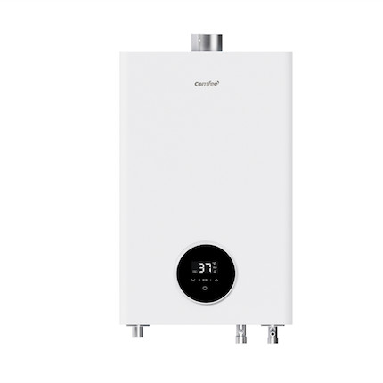COMFEE 燃气热水器 12L恒温舒适 三挡变升 低压启动 JSQ22-FT2