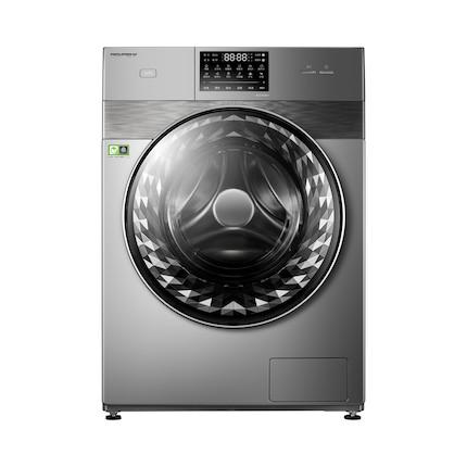 比弗利10KG洗衣机 纳米银离子除菌 羊毛绿标B1GV100EY