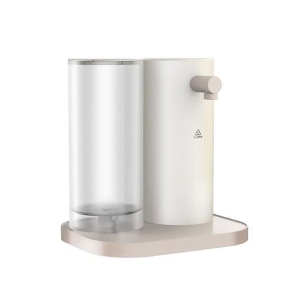 华凌台式饮水机 2.5L水箱 不锈钢连接管 3秒速热 蜂蜜按键 WYR108