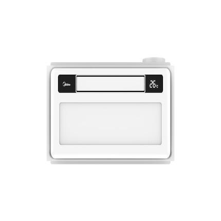 浴霸 超薄箱体 智能恒温 强暖双风轮吹风 宽横摆 氛围灯 12W照明 触摸开关 MX2030-S28