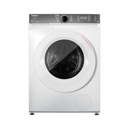 东芝10KG洗烘一体洗衣机 UFB超微泡 澎湃巨浪洗 智能家电TWD-BUK110G4CN(WS)