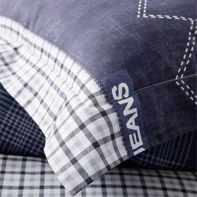 梦洁家纺 美的 床上用品 纯棉印花四件套:天天200*230