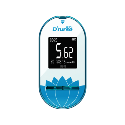 血糖仪 糖护士荷血糖仪 标配试条*50
