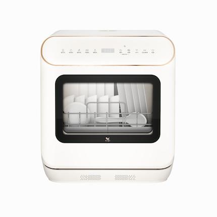 【抽苹果耳机】布谷 智能免安装台式洗碗机 新风干燥 高温消毒清洗 WiFi智控 BG-DC31