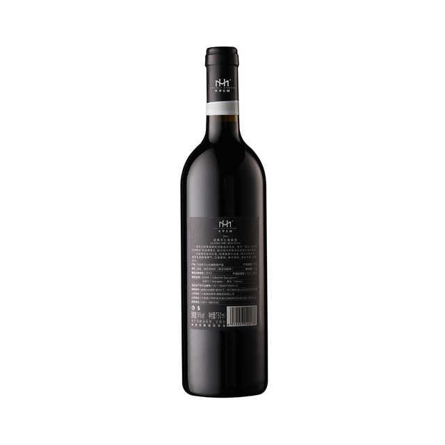 红酒 【美贺庄园】经典干红葡萄酒2018年