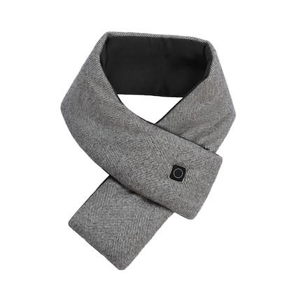 智能发热围巾 冬日百搭保暖神器 护颈短款围脖 MK-GJ0101