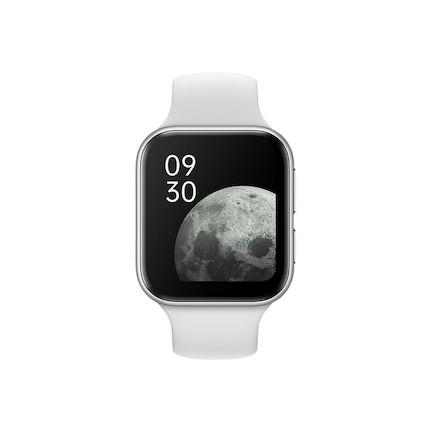 智能手表 OPPO智能手表41mm雾银