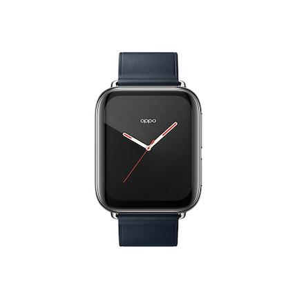 智能手表 OPPO智能手表46mm精钢版皓银
