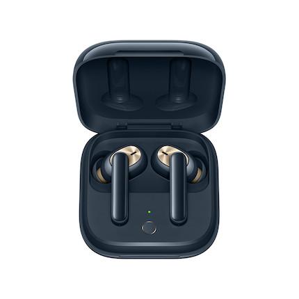 耳机 OPPO Enco W51蓝牙耳机 羽黑