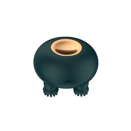布谷 头部按摩仪器/按摩梳/宠物玩具 6种按摩SPA模式  BG-HM1