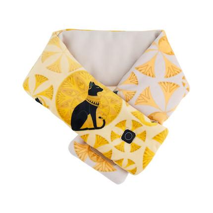 【大英博物馆联名款】发热围巾 远红外理疗 可重复水洗 加热围巾MK-GI0205