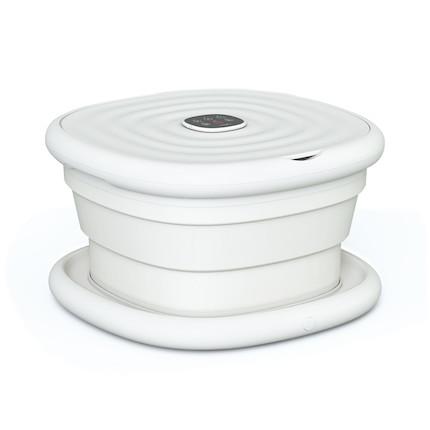 【颜值款】足浴盆 可折叠泡脚桶 便携恒温 小型家用按摩养生神器 MK-AY0101