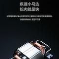 布谷(BUGU) 1.8L绞肉机 一套刀头/玻璃 高效绞肉 快慢两档 料理机 BG-BL7 白