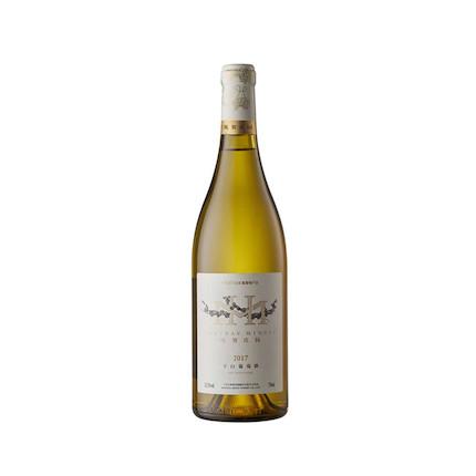 红酒 【美贺庄园】干白葡萄酒2017