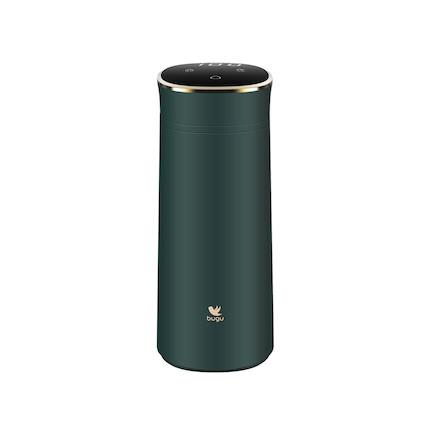 美的 布谷(BUGU)便携即热开水机/电水壶/热水壶 3秒即热 4档水温 BG-K5 绿