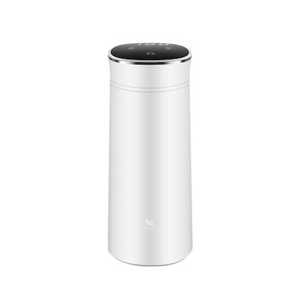 美的 布谷(BUGU)便携即热开水机/电水壶/热水壶 3秒即热 4档水温 BG-K5 白