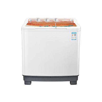 美的 12KG 双桶洗衣机 质量可靠 随心洗涤 MP120-S879