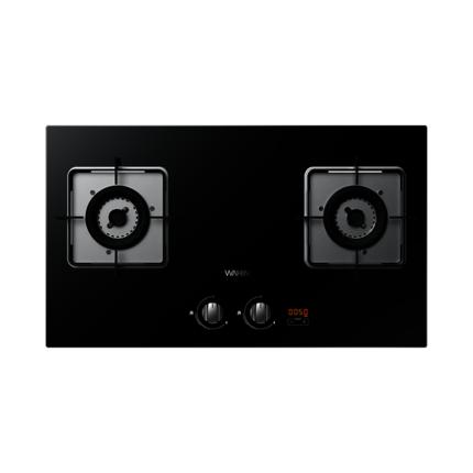 华凌【智能定时】燃气灶 台嵌两用 5.0KW大火力 一级能效 225°宽频 JZT-HQ13