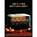 美的双子炉 煎煮同步多功能料理锅 一体烧烤炉 家用电烤箱网红多用电火锅 PT06Q2