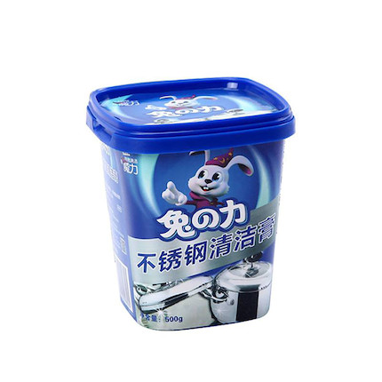 不锈钢清洁膏 500g