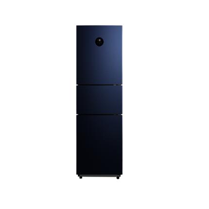 【华凌新品】239L三门智能冰箱 风冷无霜 一级能效 双变频 铂金净味BCD-239WTPZH