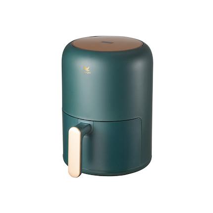 布谷空气炸锅 2.5L大容量 顶部触控面板 BG-AF3森野绿