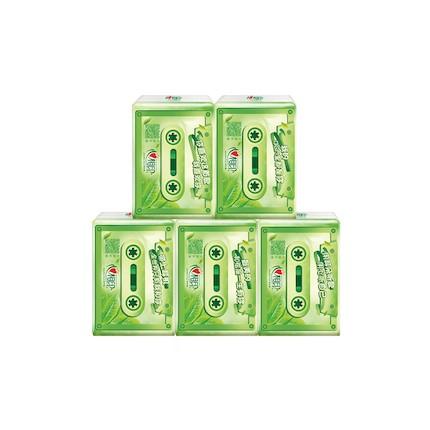 纸品清洗 心相印茶语经典系列12包装四层手帕纸音乐版