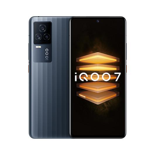 vivo iQOO 7(12GB+256GB)黑镜  手机